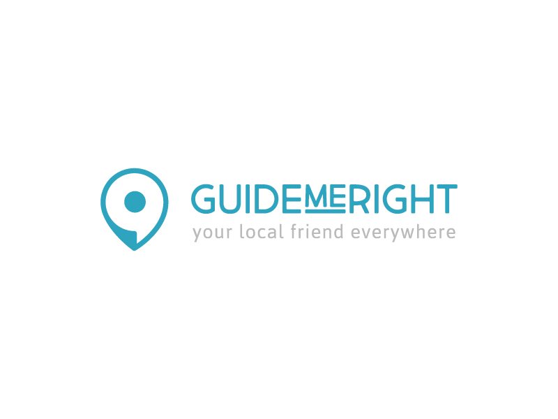 Guide Me Right Logo