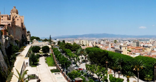 Cagliari: The city of the sun