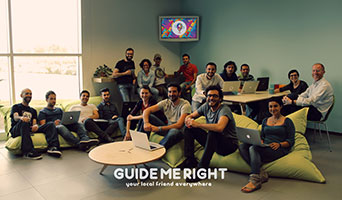 Guide Me Right Team
